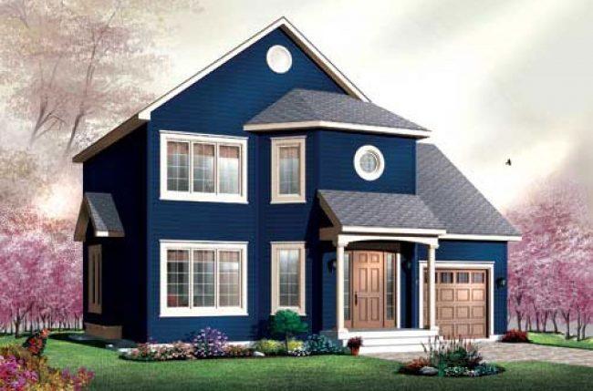 Проект дома-449