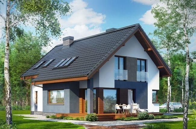 Проект дома-194