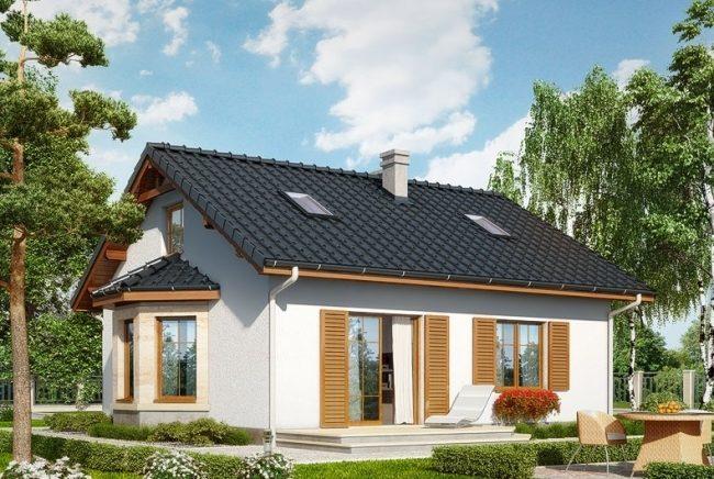 Проект дома-312