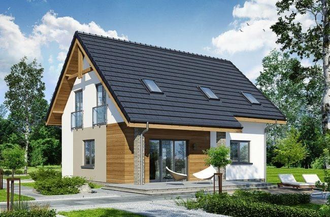 Проект дома-325