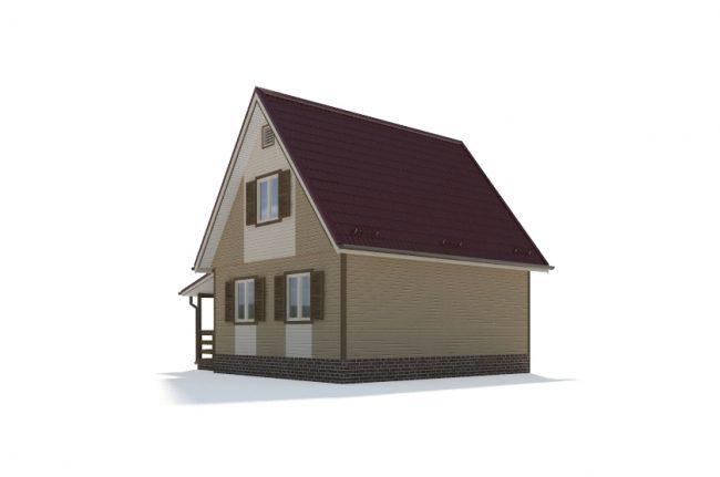 Проект дома-532
