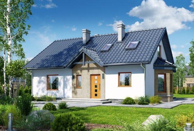 Проект дома-304