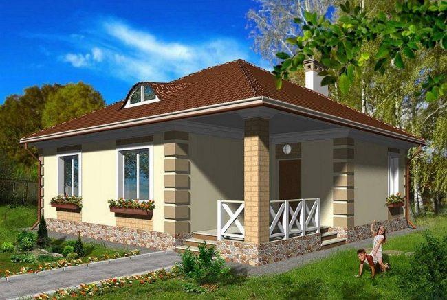 Проект дома-648