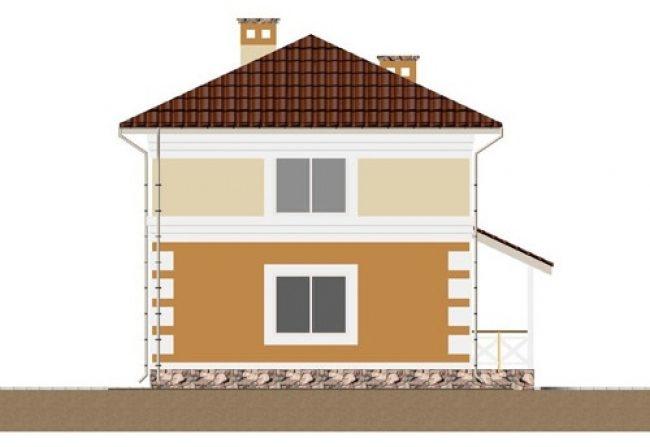 Проект дома-597