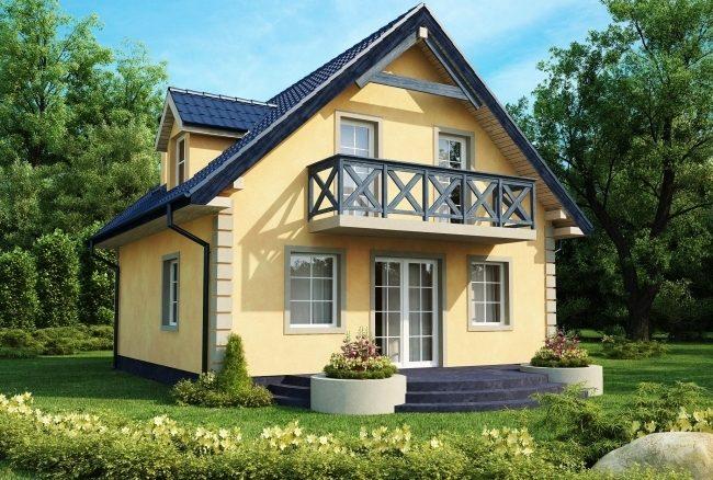 Проект дома-279