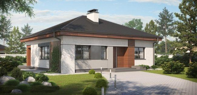 Проект дома-200