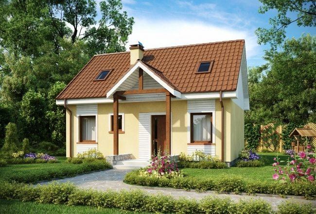 Проект дома-258
