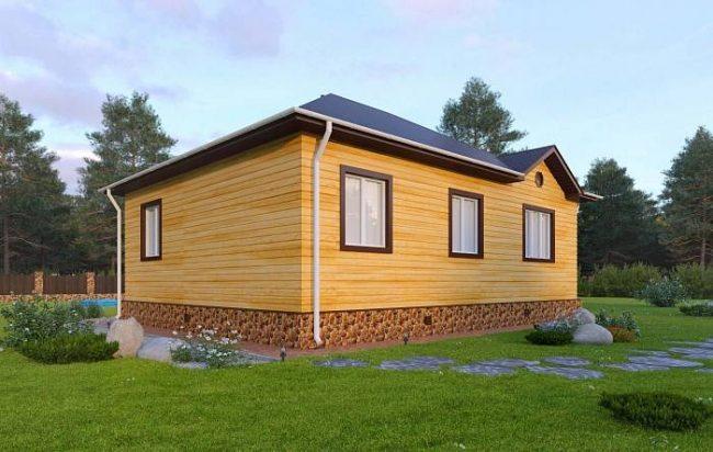 Проект дома-645