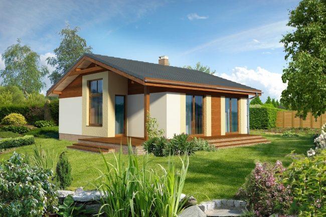 Проект дома-438