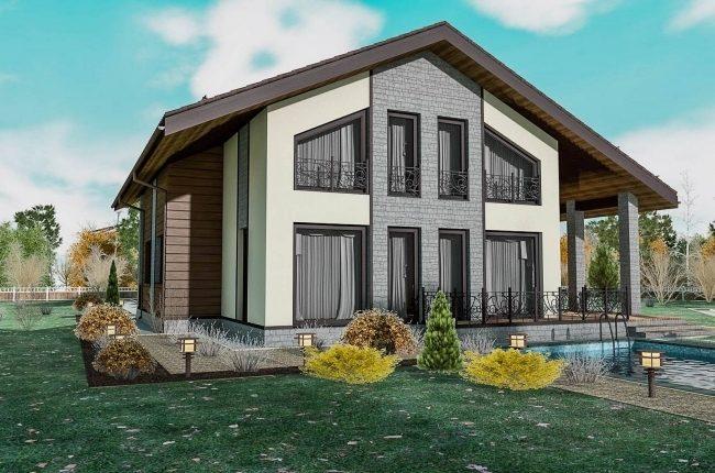 Проект дома-111