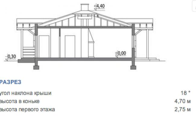 Проект дома-47