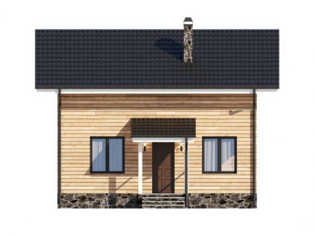 Проект дома-542