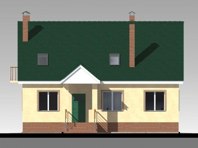 Проект дома-73