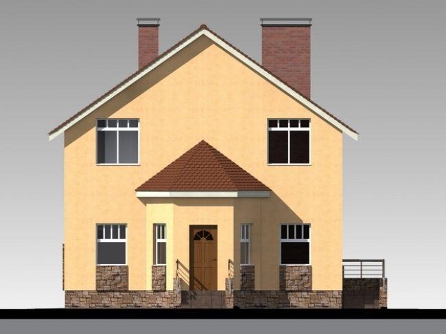 Проект дома-29