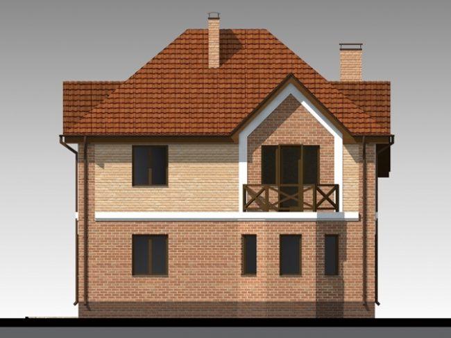 Проект дома-71