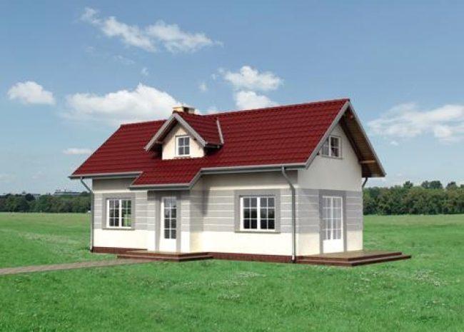 Проект дома-136