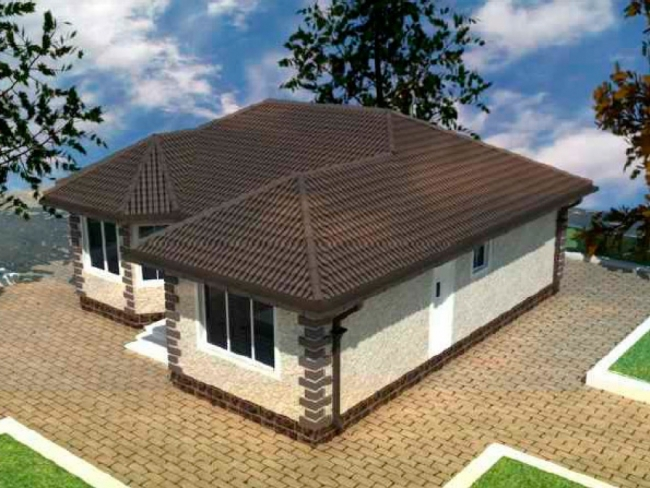 Проект дома-463