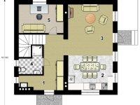 Проект дома-672