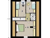 Проект дома-618