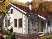 Проект дома-619
