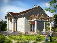 Проект дома-655
