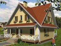 Проект дома-772