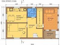 Проект дома-363