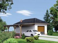 Проект гаража-197
