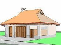 Проект гаража-168