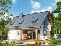 Проект дома-141