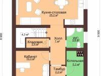 Проект дома-16
