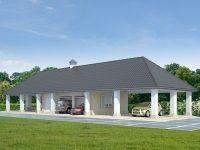 Проект гаража-238