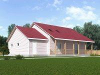 Проект дома-511
