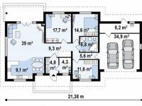 Проект дома-92