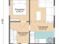 Проект дома-1