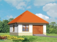Проект гаража-208