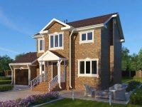 Проект дома-661