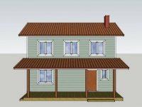 Проект дома-603