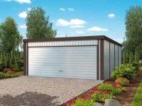 Проект гаража-99