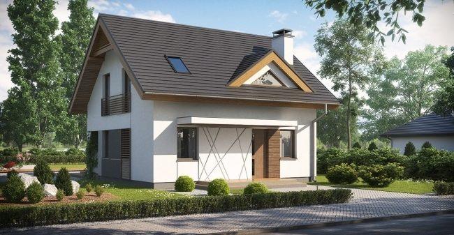 Проект дома-281