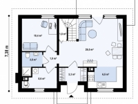 Проект дома-267