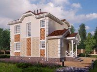 Проект дома-668