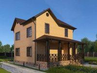 Проект дома-613