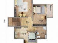 Проект дома-738