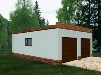 Проект гаража-108