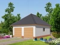 Проект гаража-109