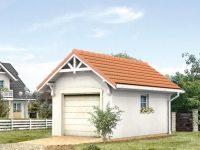 Проект гаража-22
