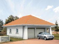 Проект гаража-127