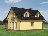 Проект дома-84