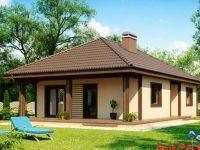 Проект дома-456